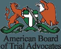 logo American board of trial advocates