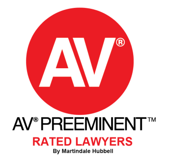logo Bar Register preeminent lawyers